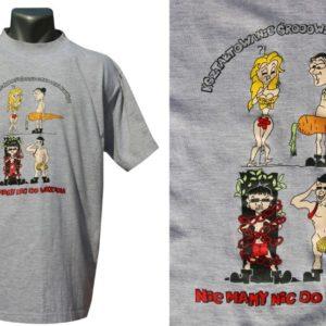 Koszulka dla studentów