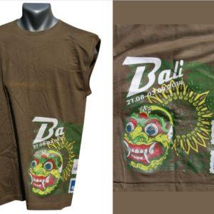 Bali z naszą koszulką