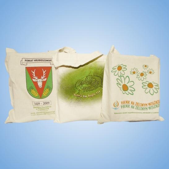 torby reklamowe bawełniane